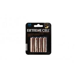 Batterij AA EXTREME CELL 4 stuks
