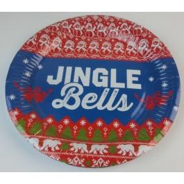 Bordjes foute kersttruien