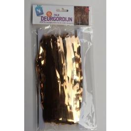 Deurgordijn folie 80*180cm koper