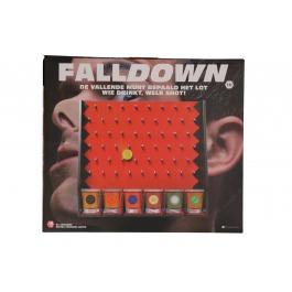 Drinkspel 'Falldown' (drinko)