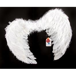 Engel vleugels wit klein
