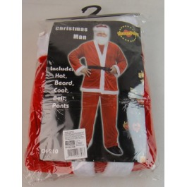 "Feestkleding ""kerstman"""