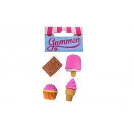 Gummen ijsjes 4 stuks