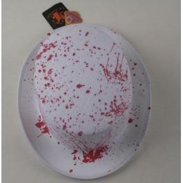 Halloween hoed bloederig