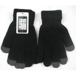 Handschoen zwart touch functie