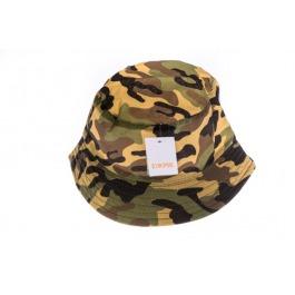 Hoed bucket camouflage