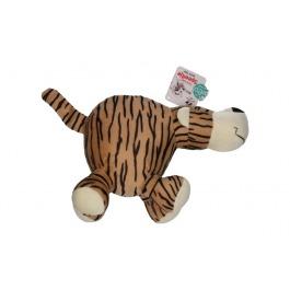 Hondenspeeltje pluch tijger