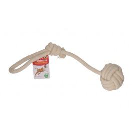 Hondenspeeltje touw met bal