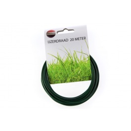 Ijzerdraad groen 20 Meter