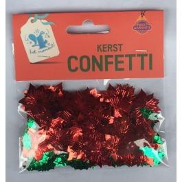 Kerst confetti