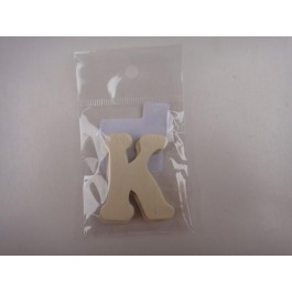 Letter hout K
