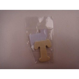 Letter hout T