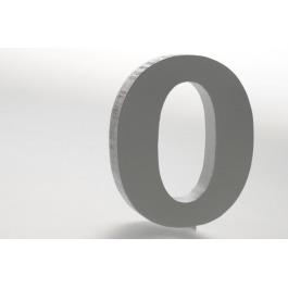 Letter mdf 0 (12cm)