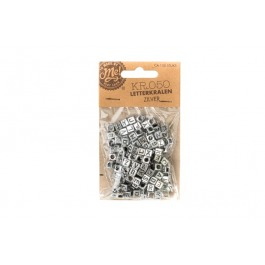 Letterkralen zilver KR.050
