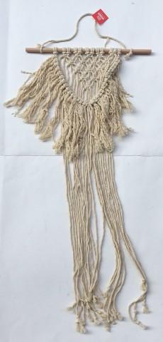 Macrame wanddecoratie 35*70cm