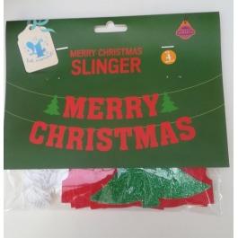 Merry christmas slinger