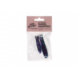Nagel knippers holografische