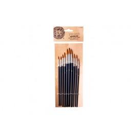 Penselen acrylverf 10 stuks (P963)