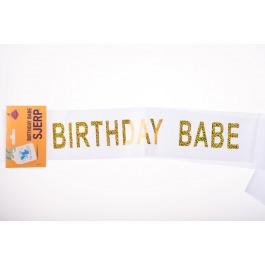 Sjerp birthday babe