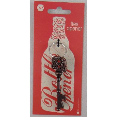 Sleutel fles openener