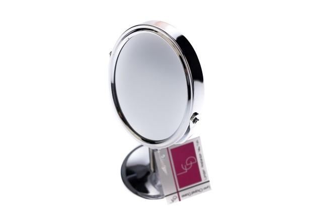 Spiegel klein op voet 8.5CM