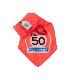 Stropdas 50 jaar XL