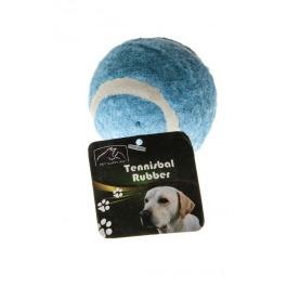 Tennisbal rubber voor hond