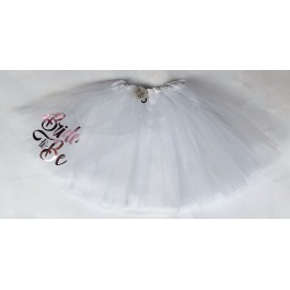 Tutu bride to be