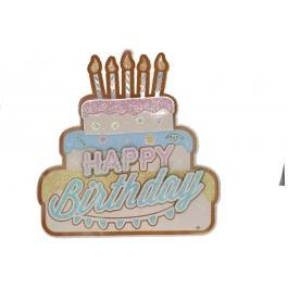 Verjaardag wand decoratie