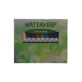 Waterverf 20 st x 12ml