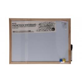 Whiteboard 30x40 cm magnetisch