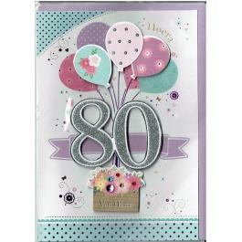 103 80 jaar vrouw