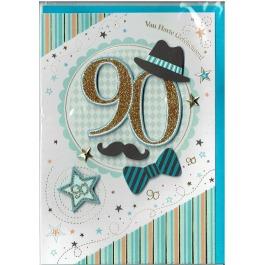 108 90 jaar man