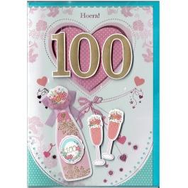 111 100 jaar vrouw