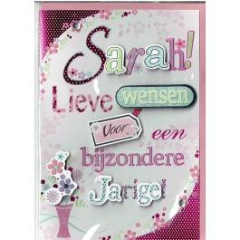 24 50 jaar Sarah