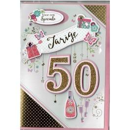 92 50 jaar vrouw
