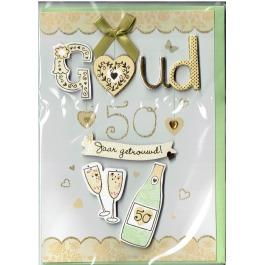 94 50 jaar getrouwd