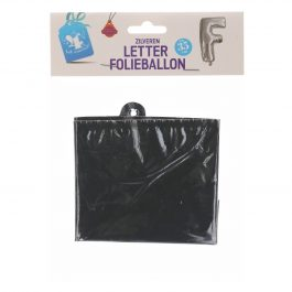 Ballon letter F