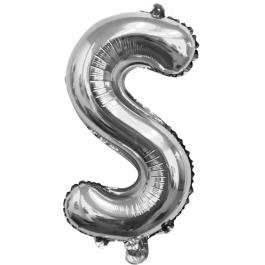 Ballon letter S