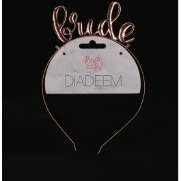 Diadeem bride to be #876