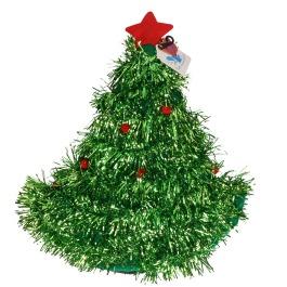 Hoed kerstboom groen
