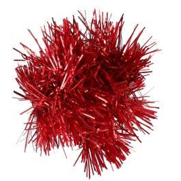 Kerst Haarelastiek Rood
