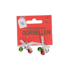 Kerstbelletjes oorbellen