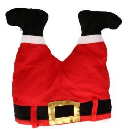 Kerstmuts Kerstmanbenen