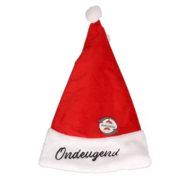 """Kerstmuts Omkeerbaar """"Lief/Ondeugend"""""""