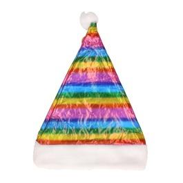 Kerstmuts rainbow