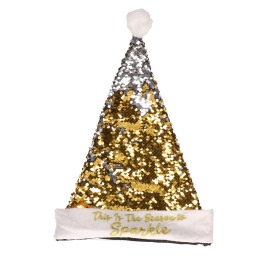 """Kerstmuts """"this is the season to sparkle"""""""