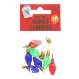Knutsel kerst lampjes