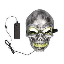 Masker skull met LED
