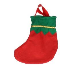 Mini cadeau sokjes kerst